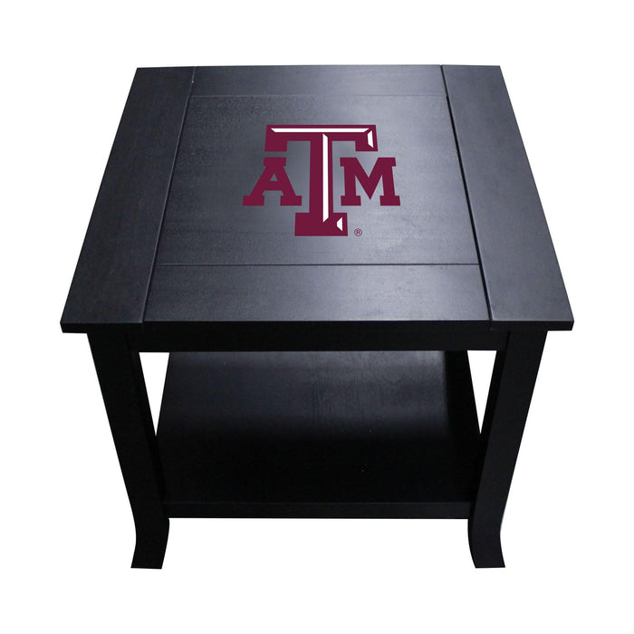 Imperial Texas A&M Side Table