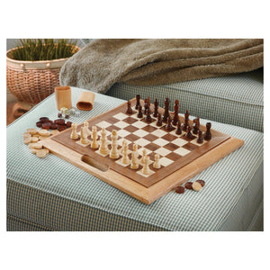 Mainstreet Classics 3-in-1 Dutchman Game Combo Set-epicrecrooms.com