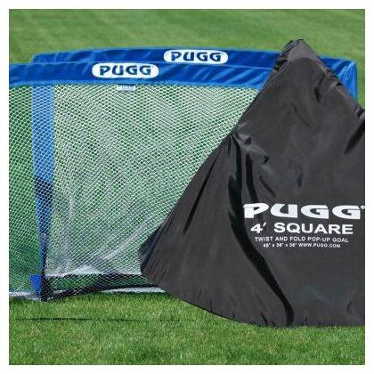 PUGG Upper 90 - 4 Footer Squared Goal (Pair)