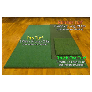 The Net Return Thick Tee Turf-epicrecrooms.com