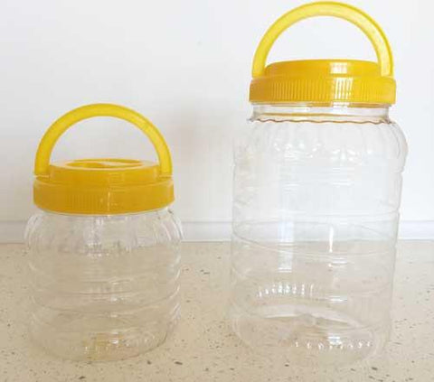 Leech Jars Set 1L / 2L