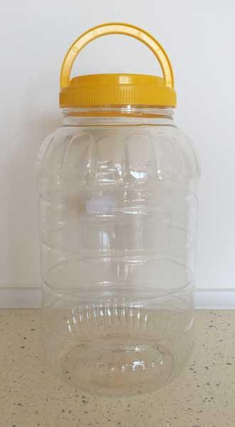 Jar for Medical Leeches 3L