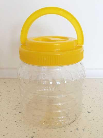 Jar for Leeches 1L
