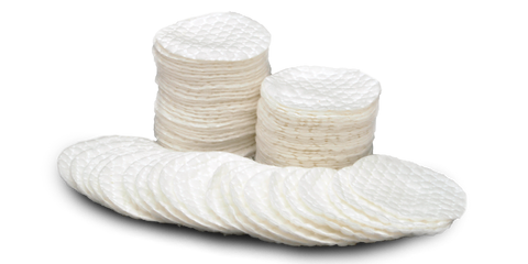 Hirudotherapy Cotton Rounds