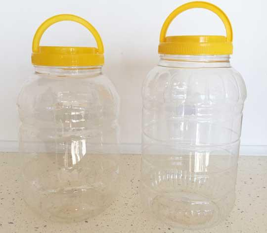 Leech Jars Set 5L / 3L