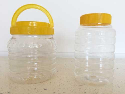 Jars for Leeches 1L & 0.750ml