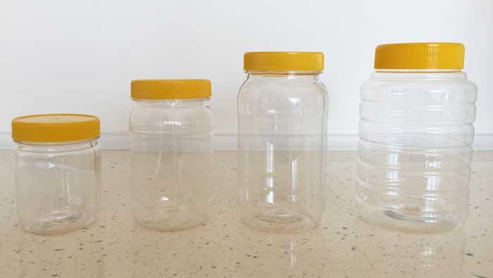 Small Leech Jars Set