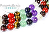 Chakra Gemstone Mix 8mm (7 colors)