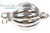 ClaspGarten Clasp Melon Silver Plated 10mm (Rhodium Plated)