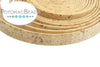 Cork Cord Flat 10mm - Natural
