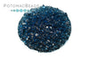 Resin Cabochon - Druzy Blue Zircon 20mm