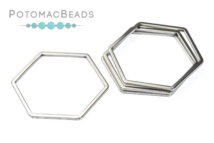 Perfect Form Hexagon - Stainless Steel 20mm