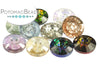 Potomac Crystal Button - Mix Pack