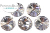Potomac Crystal Rivoli - Violet 10mm Pack of 5