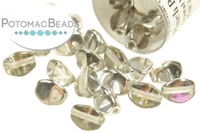 Pinch Beads - Crystal Vitrail Light