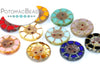 Table Cut Button - Mix Pack (10 pack)