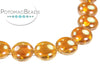 Candy - Crystal Medium Apricot 12mm
