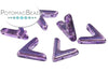 AVA® Bead - Violet Metallic Ice