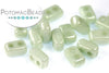 Ios® Par Puca® - White Mint Luster (Light Green Ceramic Look)