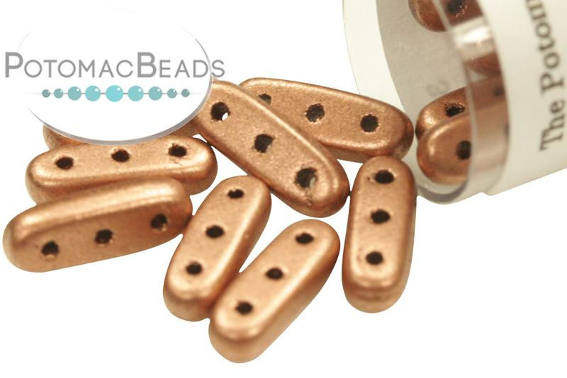 3-hole Beam - Metallic Copper Matte (Vintage Copper)