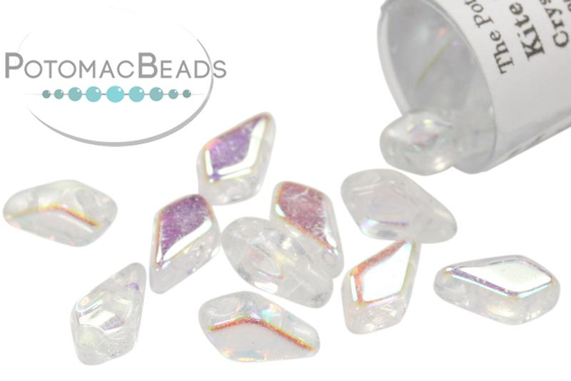 Kite Bead - Crystal AB