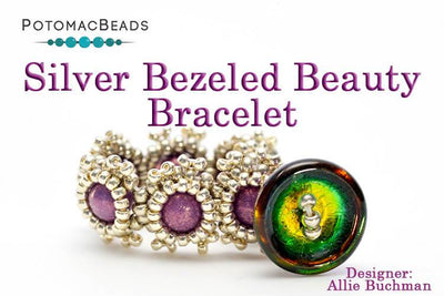 Kit - Bezeled Beauty Bracelet - Silver Version