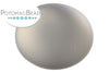 Luna Cab - Round Grey 24mm