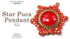 Kit - Star Puca Pendant by Puca Annick