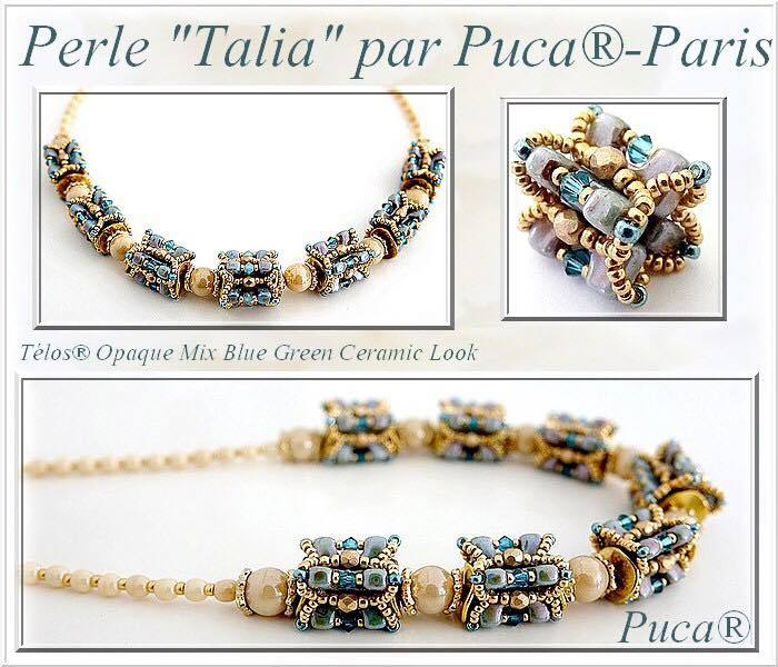 Talia Necklace by Puca®