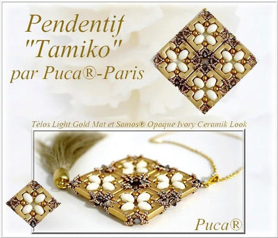 Tamiko Pendant by Puca®