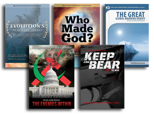 Conservative Defense 5-DVD Bundle