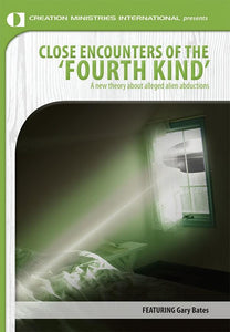 Close Encounters of the Fourth Kind (DVD)