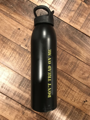 Don't Tread on Me Aluminum Water Bottle (24 oz)