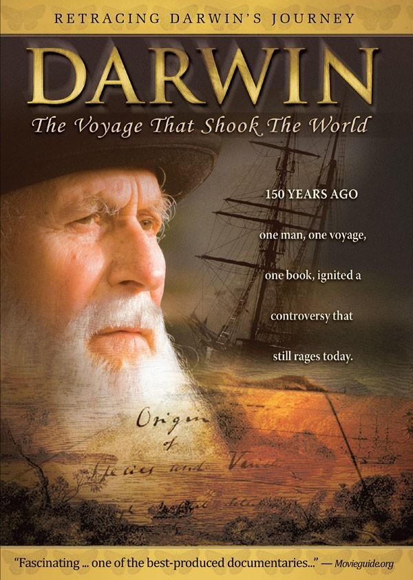 Darwin - The Voyage that Shook the World (DVD)