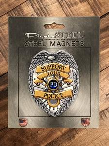 Support Your Police Magnet