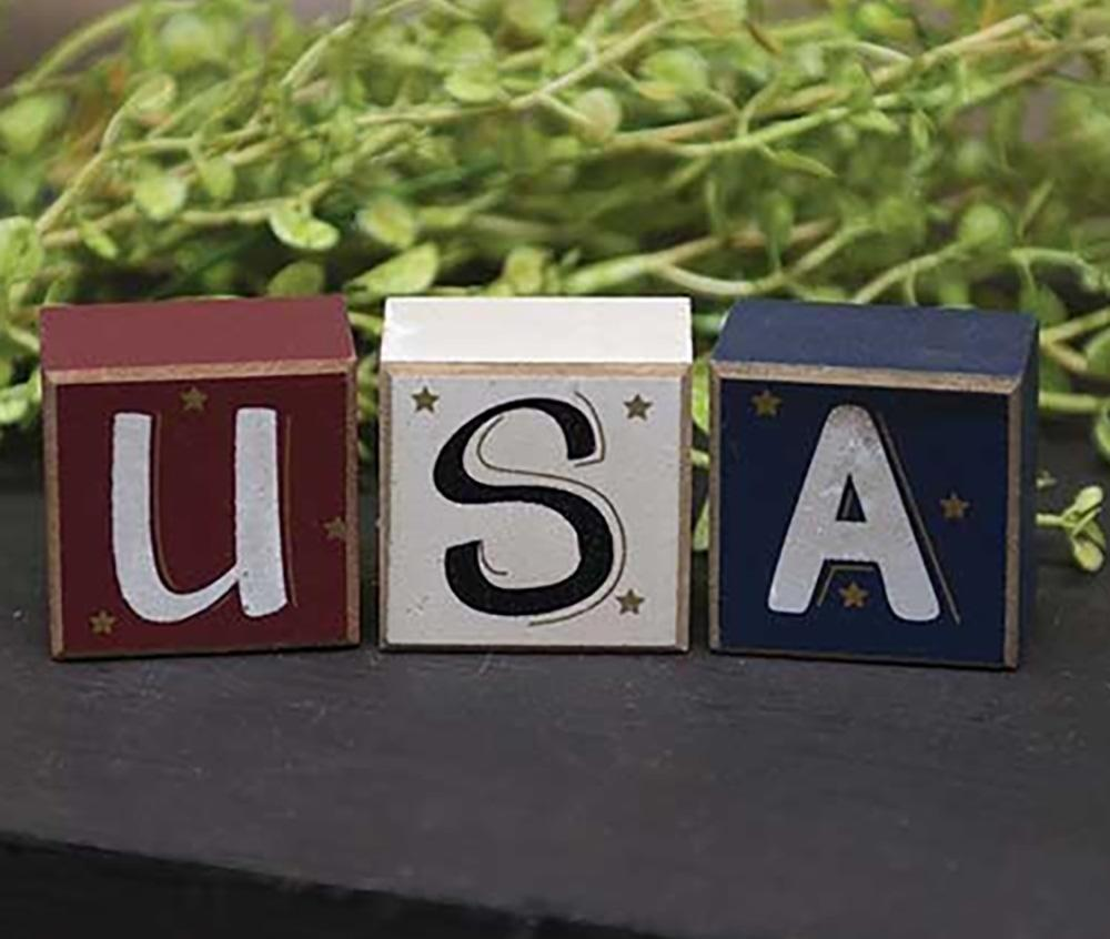 USA Block Set