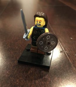 William Wallace / Braveheart Limited Edition Collector's Item (LEGO-Compatible)