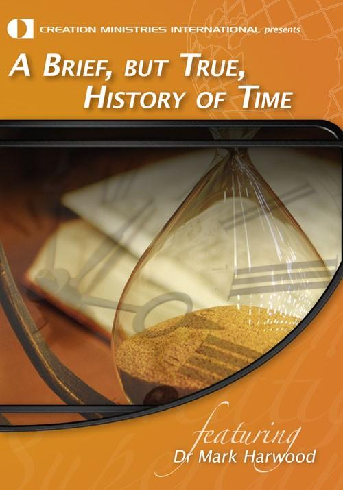 A Brief, but True, History of Time (DVD)