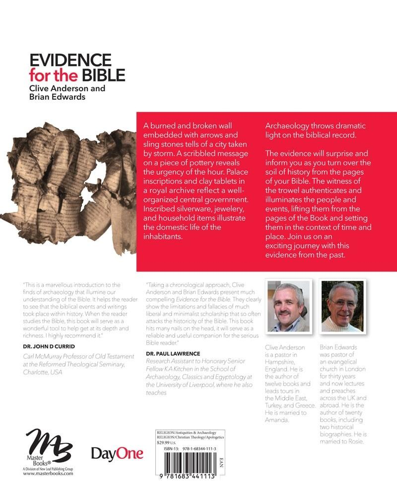 Evidence for the Bible (Hardback)