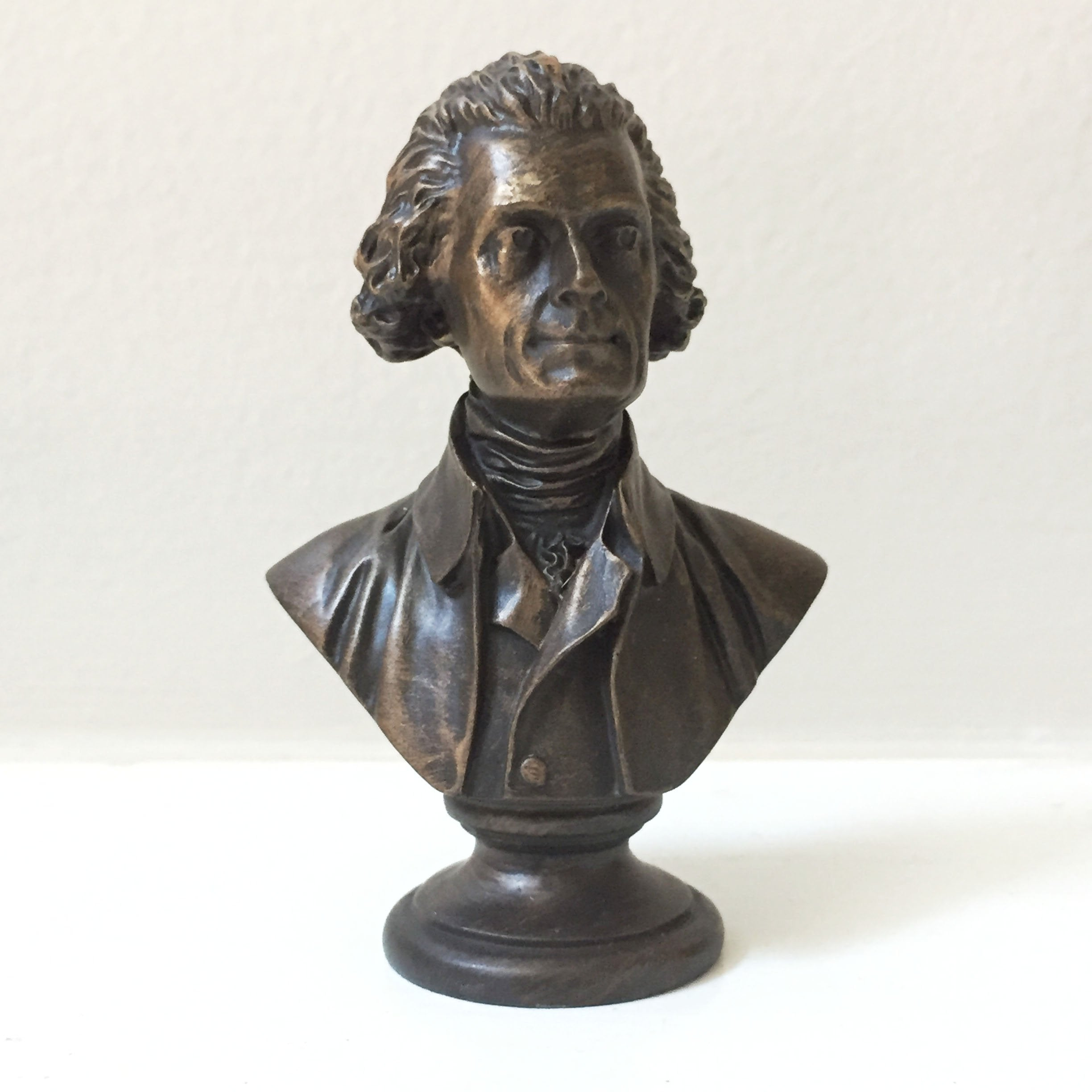 Thomas Jefferson Official Mini Bust
