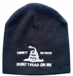 Liberty or Death (Culpepper Design) Beanie