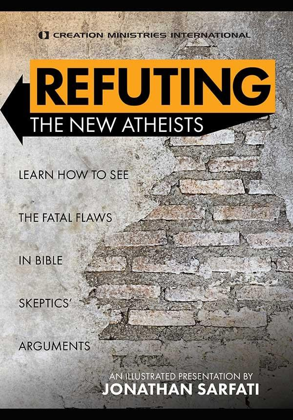 Refuting The New Atheists (DVD)