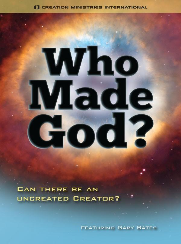 Who Made God? (DVD)