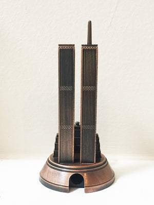 Twin Towers Never Forget Pencil Sharpener