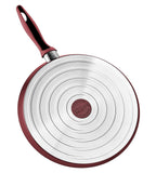 Titanium 11-Inch Crepe Pan (Red)