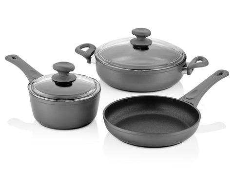 Titanium Nonstick 5-Piece Cookware Set