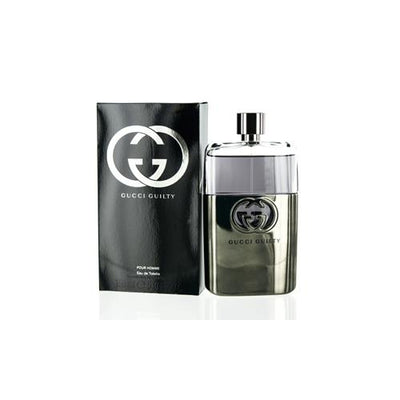 GUCCI GUILTY POUR HOMME GUCCI EDT SPRAY 5.0 OZ (150 ML) FOR MAN