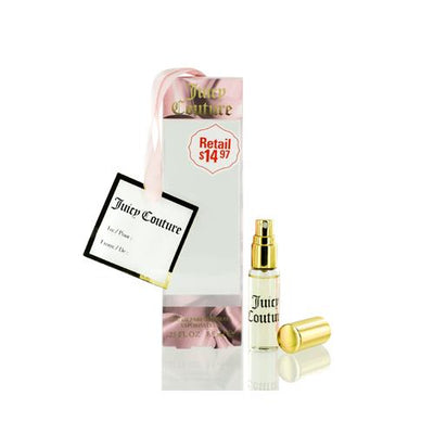 JUICY COUTURE JUICY COUTURE EDP SPRAY MINI 0.25 OZ (7.5 ML) FOR WOMEN