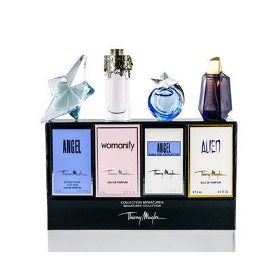 MINI SET THIERRY MUGLER SET FOR WOMEN
