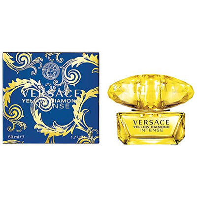 Versace Yellow Diamond Intense by Versace Eau De Parfum Spray 1 oz Women